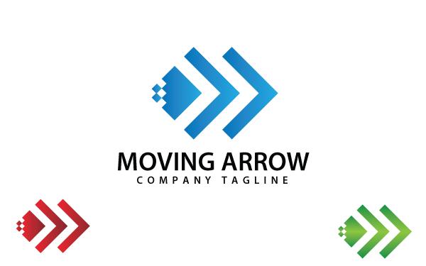 Moving arrow logo template by kazierfan wrapbootstrap moving arrow logo template accmission Images