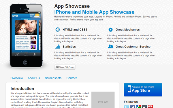 APPcase - iPhone App Showcase