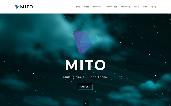 Mito - WordPress MultiPurpose Shop Theme