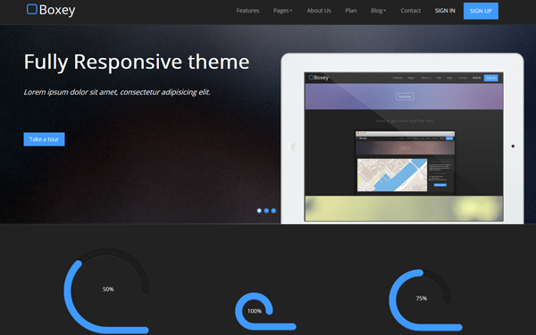 DOWNLOAD - Boxey - Business Theme