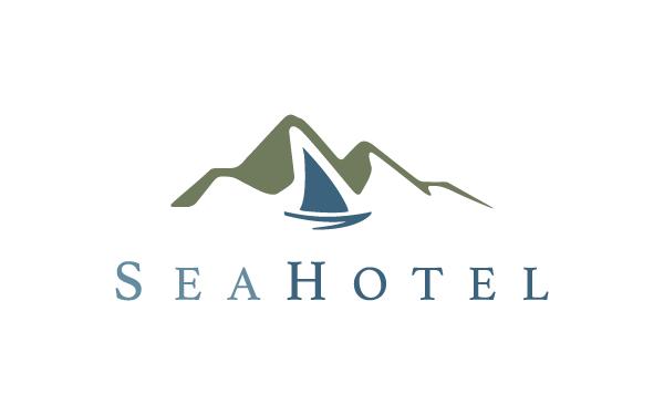 Logo Template | Sea Hotel Logo Template By Okyzan Wrapbootstrap