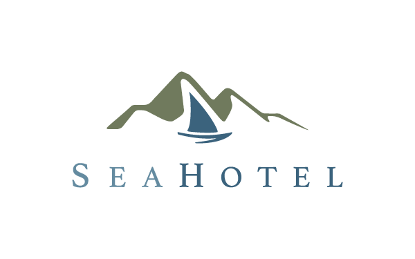 Sea Hotel Logo Template