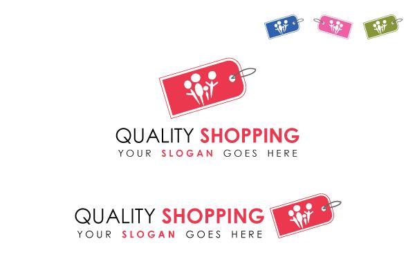 Online Shopping V2 Logo Template By Kazierfan Wrapbootstrap
