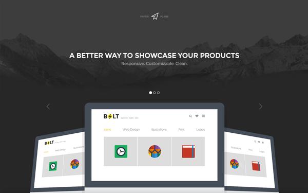 Bardcrack Soluciones Integrales. Desarrollo de plataformas Web, tiendas en linea y mas. Plantilla Web Paper Plane - Multi Purpose Theme - Live Preview - WrapBootstrap