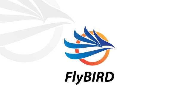 Fly Bird - Logo Template
