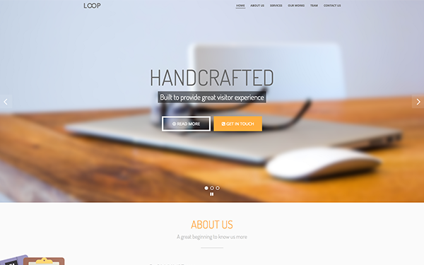 Loop - Agency and Personal Theme