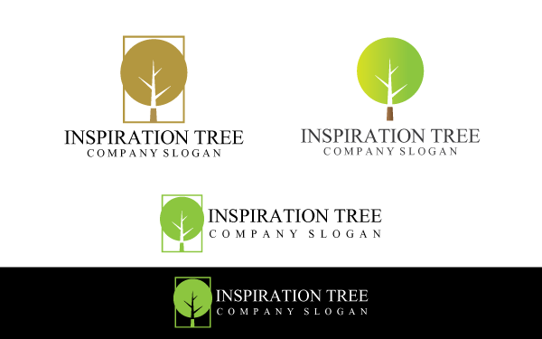 Inspiration Tree Logo Template