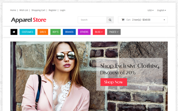 DOWNLOAD - Shoppe Stores - Multipurpose Template