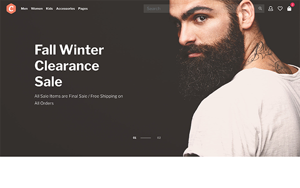 DOWNLOAD - CartMint - Ecommerce Bootstrap Template