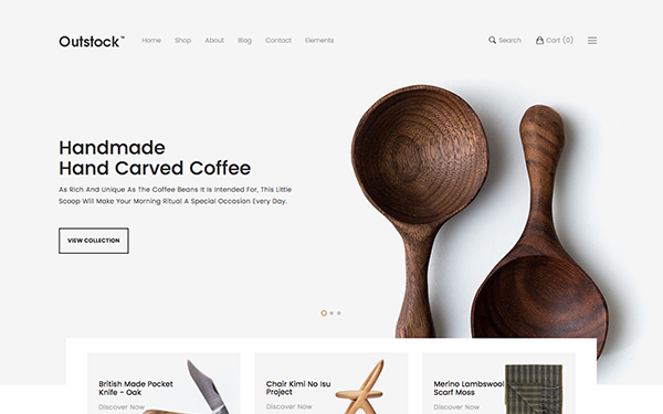 [DOWNLOAD] - Outstock - eCommerce Bootstrap Template