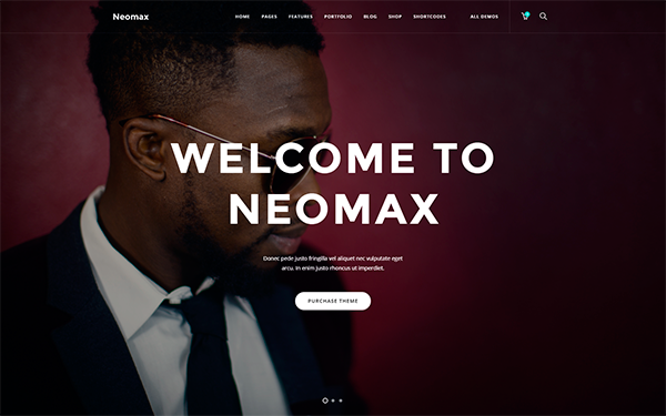 DOWNLOAD - Neomax - Multipurpose Template
