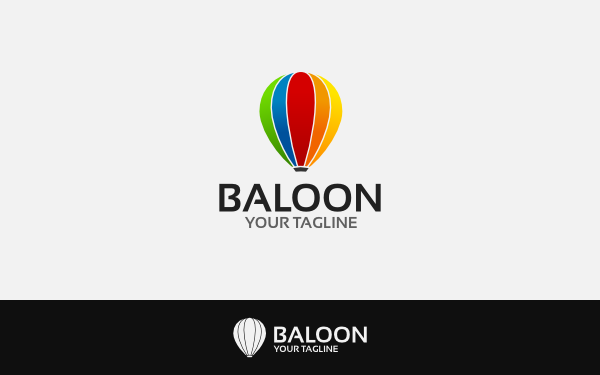 Balloon Logo By Daisydec Wrapbootstrap