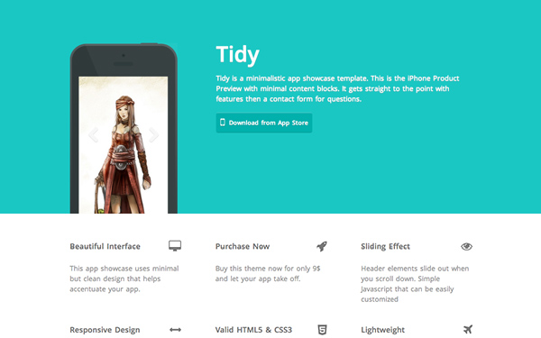 Tidy - Multi Purpose Responsive theme - Live Preview - WrapBootstrap