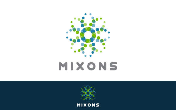 Mixons - Logo Template