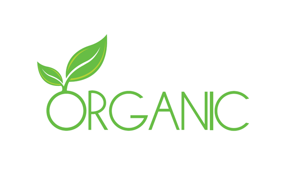 organic logo by bigbase wrapbootstrap