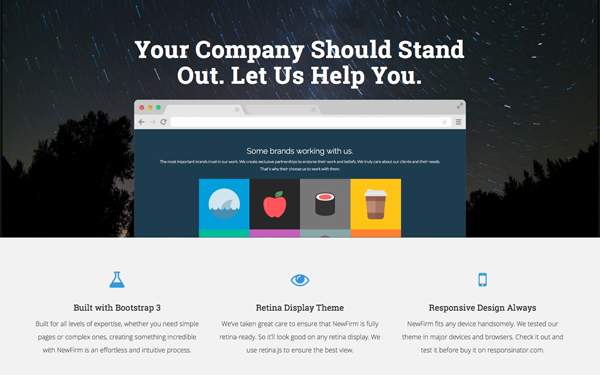 NewFirm - Business Theme