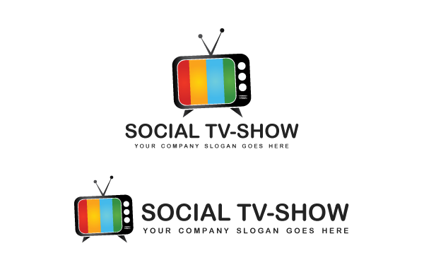 Television Logo Template