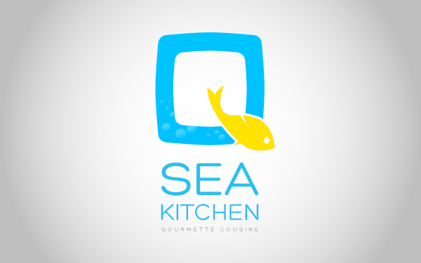 Sea Kitchen - Gourmette Cuisine Logo