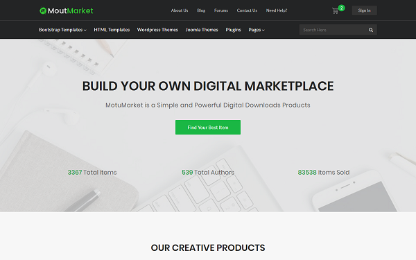 DOWNLOAD - MotuMarket - Digital Marketplace