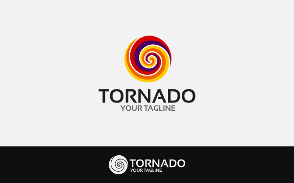 tornado logo by daisydec wrapbootstrap
