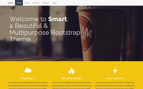 Smart - Multipurpose Theme