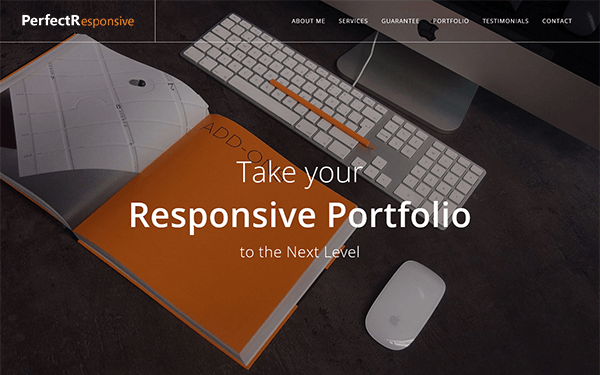 Bardcrack Soluciones Integrales. Desarrollo de plataformas Web, tiendas en linea y mas. Plantilla Web PerfectR | Impressive Portfolio - Live Preview - WrapBootstrap