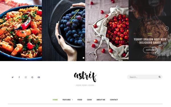 My Blog - Multi-Concept Blogging Theme - Live Preview - WrapBootstrap