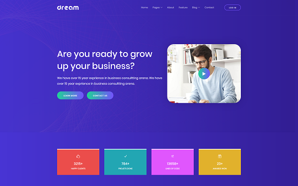 [DOWNLOAD] - Dream - Multipurpose Template