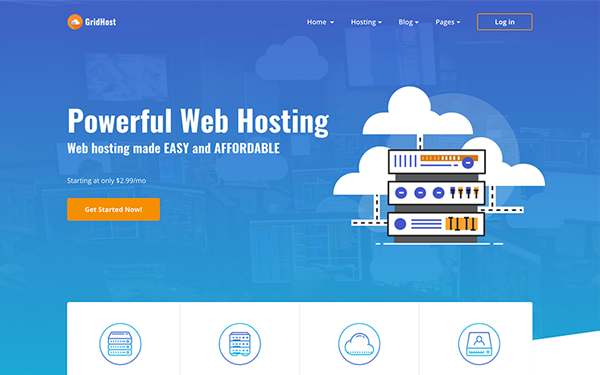 [DOWNLOAD] - GridHost - Hosting Business Template