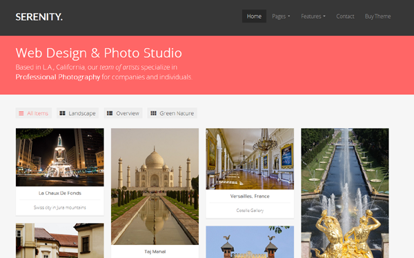 gallery themes | WrapBootstrap