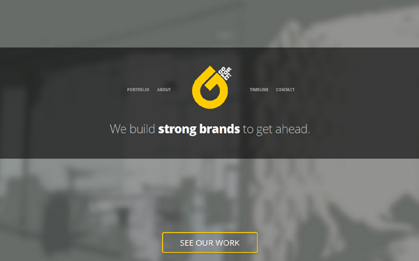 Go For It - Creative Template - Live Preview - WrapBootstrap
