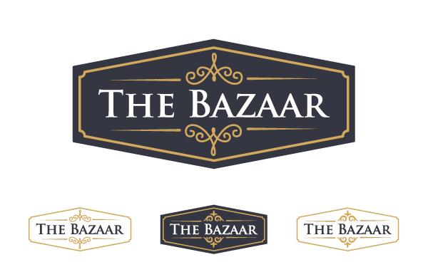 The Bazaar Shopping Logo By Okyzan Wrapbootstrap