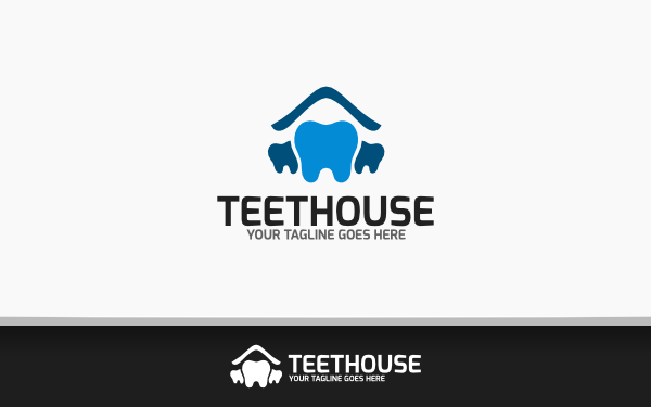 Teeth House Logo