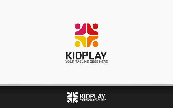 Kid Play Logo