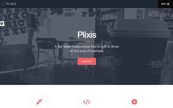 Plixis - Multipurpose Theme - Live Preview - WrapBootstrap