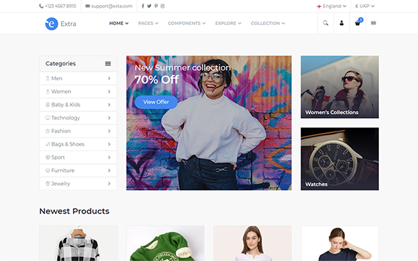 e commerce templates wrapbootstrap