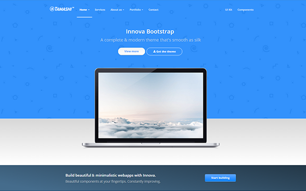 Innova - Multipurpose Theme