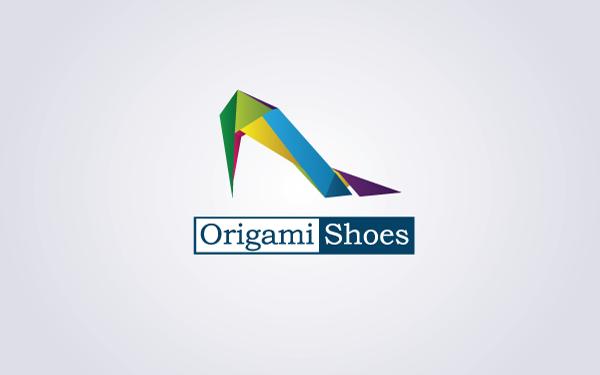 Origami Shoes by HeliHerrera | WrapBootstrap
