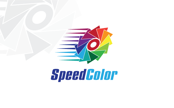 Speed Color Logo Template