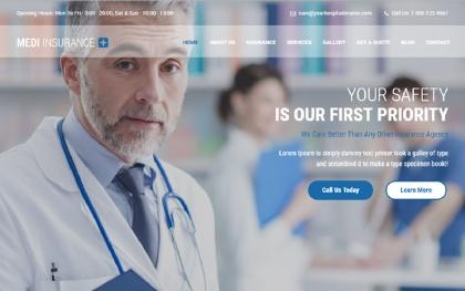 MediPlus - Multipurpose Medical Template
