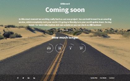 Billboard - The Coming Soon Theme