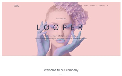 Looper - Multipurpose Template