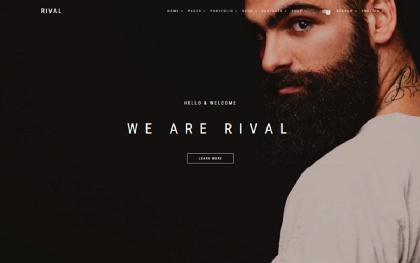 Rival - Responsive Multipurpose Template