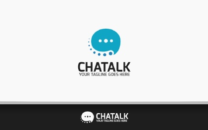 Chat Talk Logo