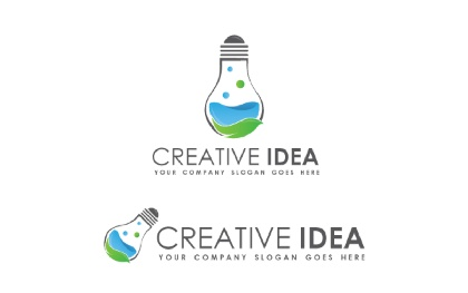 Creative Idea V.3 Logo Template