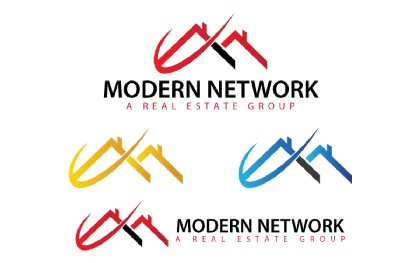 Modern Network Logo Template