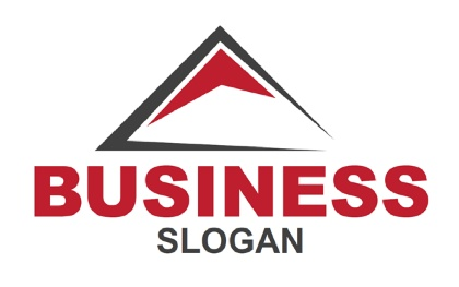 Business Mountain Logo