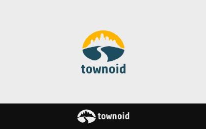 Townoid Logo