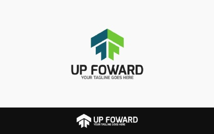 Up Foward Logo