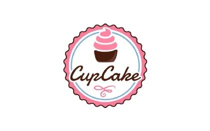 Cupcake - Bakery Logo